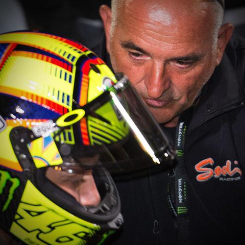 Contatti Misanino Valentino Rossi