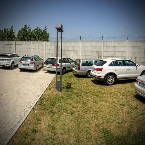 Parcheggio Misanino KCE