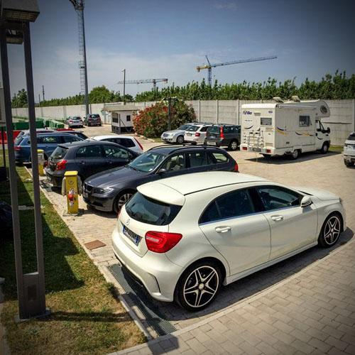 Parcheggio gratuito Misanino KCe