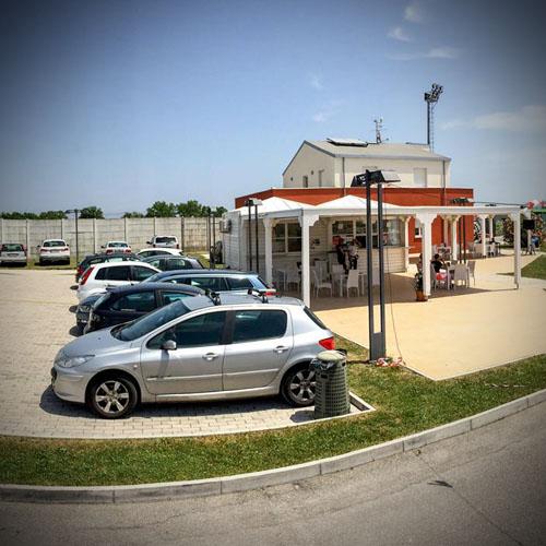 Parcheggio gratuito Misanino KCE 2