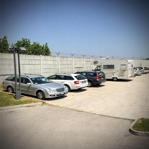 Parcheggio Gratuito Misanino KCE 3